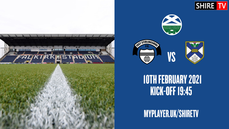 East Stirlingshire V Edinburgh University (10th February 2021)