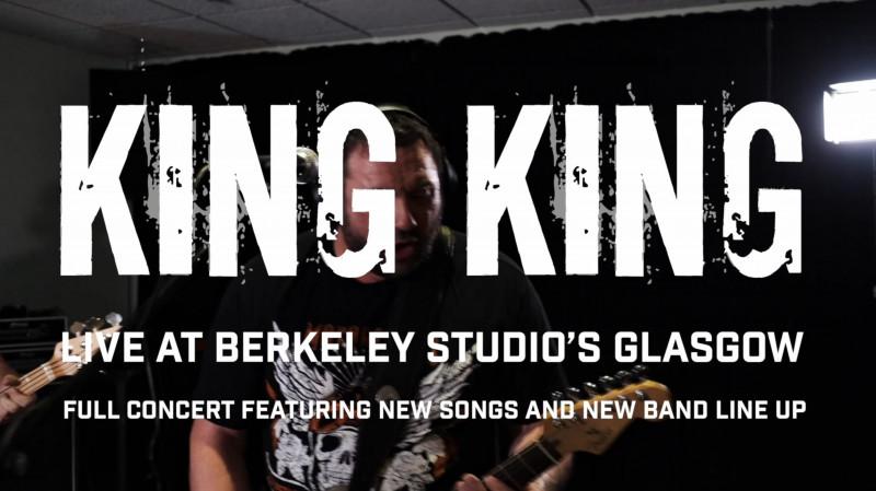 King King - Live at Berkeley Studios 2020