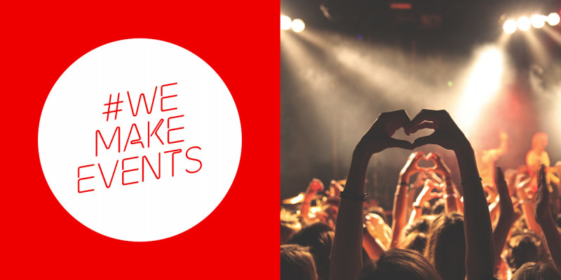 The Max speaks to Miriam Wolanski of WeMakeEvents