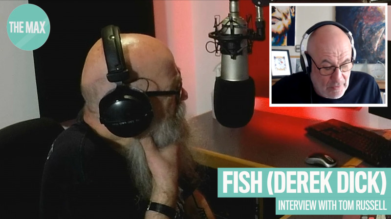 Tom Russell talks to Fish about his new album WELTSCHERMZ