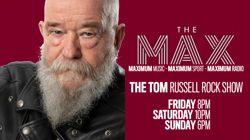 The Tom Russell Rock Show - Pete Way Interview (UFO, Ozzy Osbourne, Pete Way Band, Waysted, Michael Schenker Group)