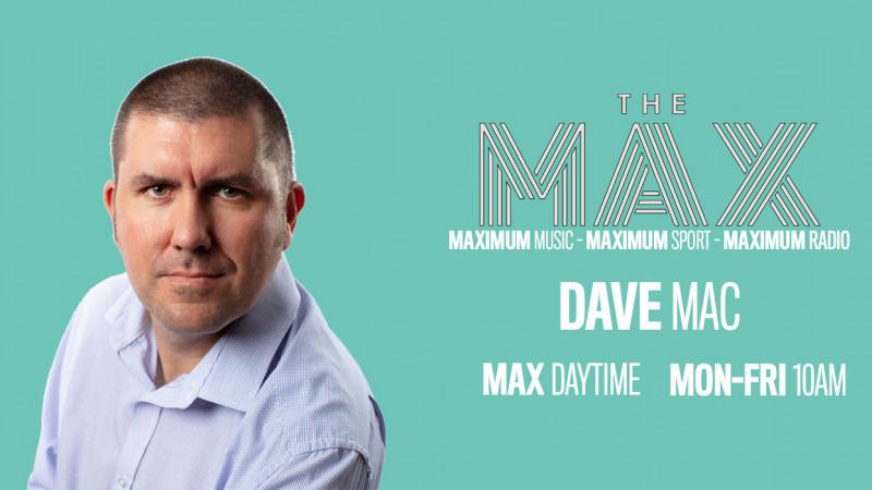 Dave Mac's Rock Rewind 14/08/2020