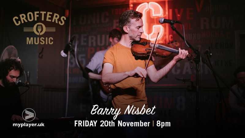 Barry Nisbet PROMO
