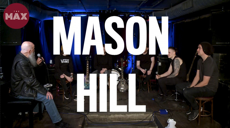 Mason Hill - Interview (Part 2)