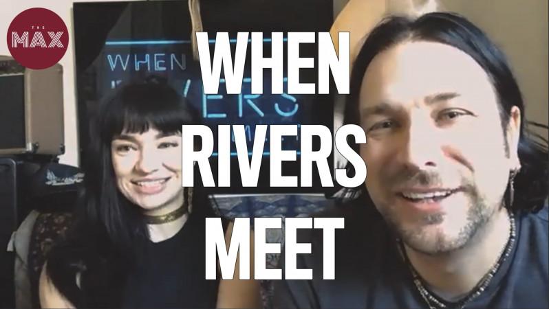 When Rivers Meet - Interview