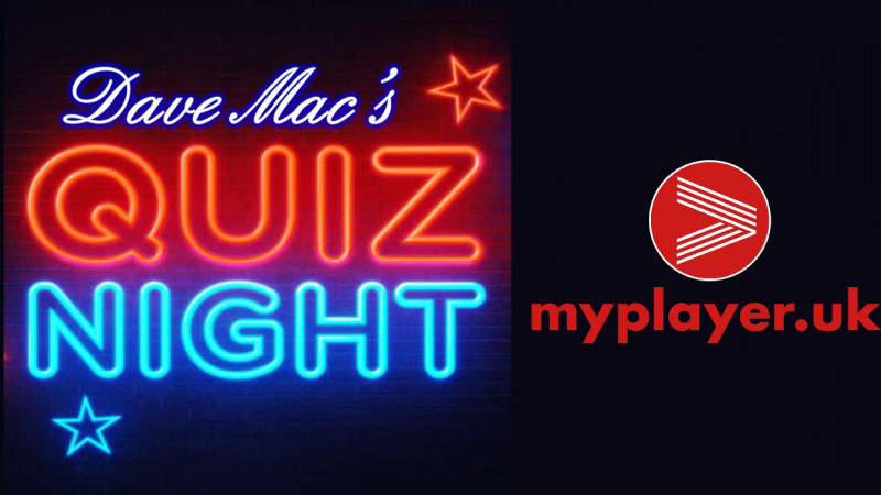 Dave Mac's Quiz Night - Episode 1