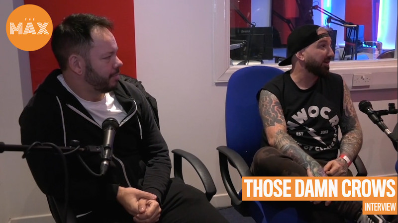 Those Damn Crows - Full Interview