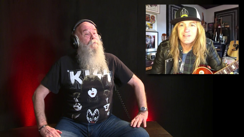 Doug Aldrich (The Dead Daisies) Interview