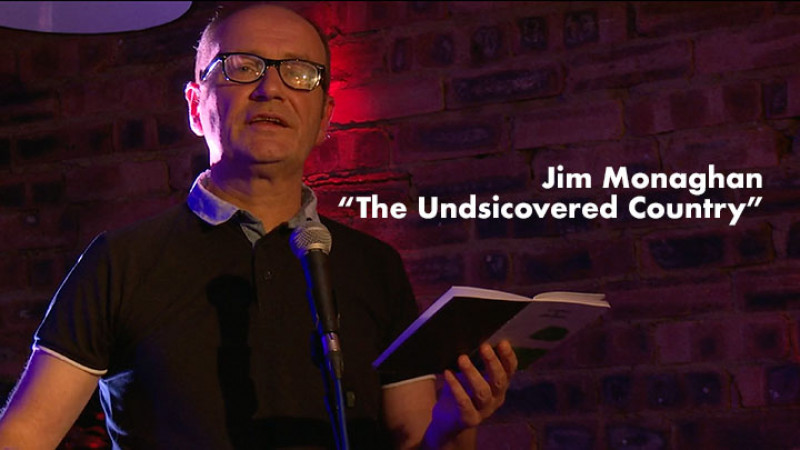 Jim Monaghan - The Undiscovered Country - Live at The Blue Arrow