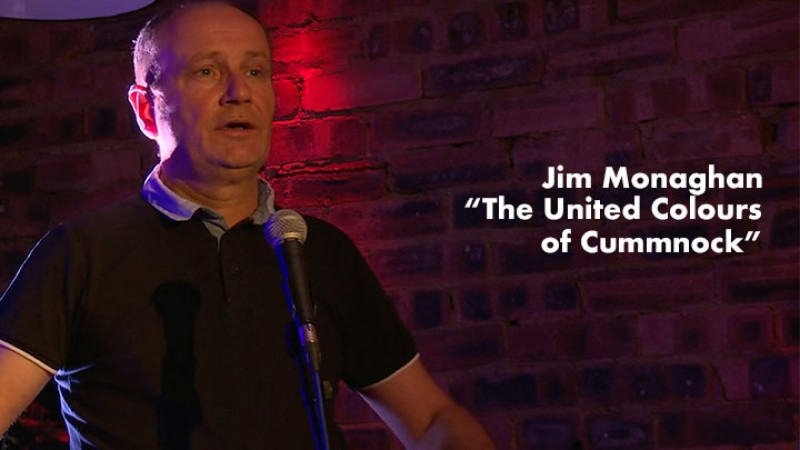 Jim Monaghan - The United Colours of Cumnock - Live at The Blue Arrow