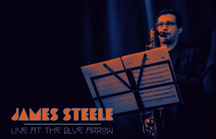 James Steele with special guests