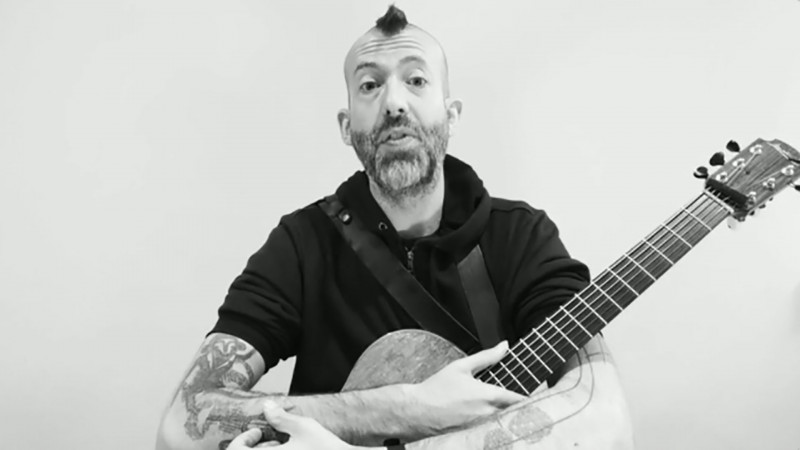 What Inspired You? - Jon Gomm