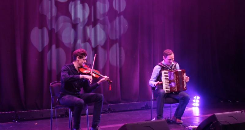 Gary Innes & Ewen Henderson - Live at TIDES festival