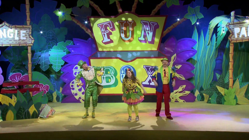 FUNBOX - Jungle Party - Teaser #3
