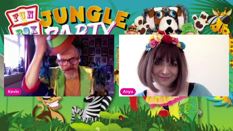 FUNBOX -  Jungle Party - Teaser #1