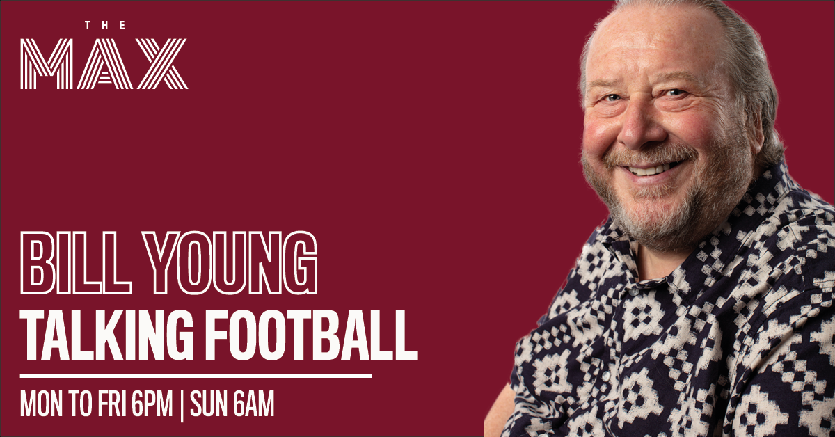 Talking Football with Bill Young - Thursday 22nd April