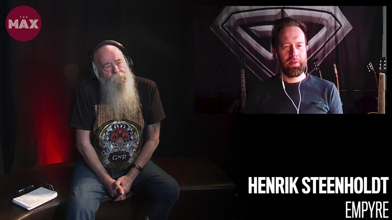 Henrik Steenholdt (Empyre) Interview