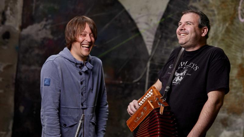 Ross Ainslie And Tim Edey