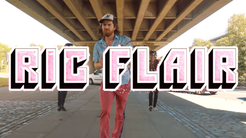 'Ric Flair' - Tom McGuire & the Brassholes