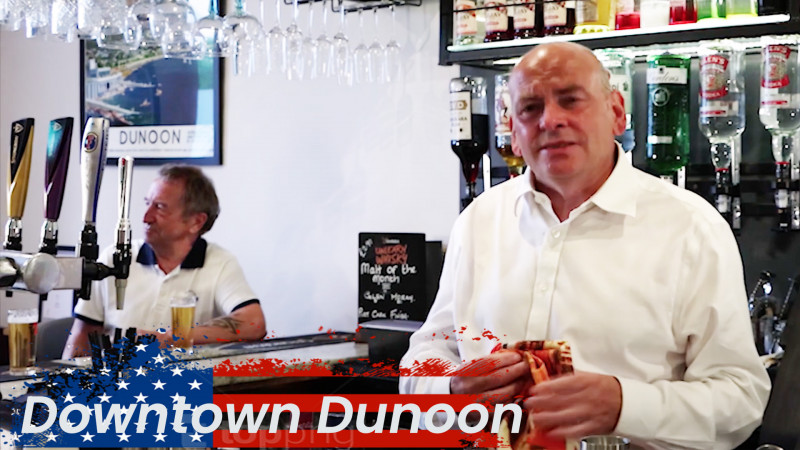Downtown Dunoon