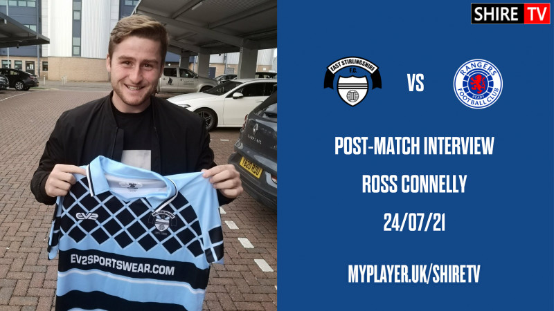 """Ross Connelly - Post Rangers """"B"""" - 21/7/21"""