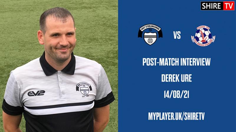 Derek Ure - Post Civil Service Strollers - 14/8/21