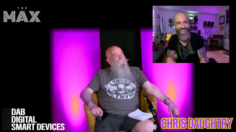 Chris Daughtry - (Interview)
