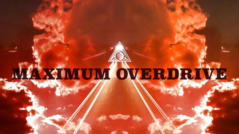 Dawn After Dark - Maximum Overdrive