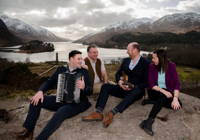 Glenfinnan Cèilidh Band