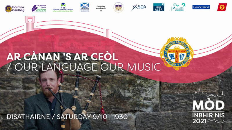 Ar Cànan 'S Ar Ceòl / Our Language Our Music